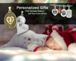 baby christmas personalized jewelry gifts