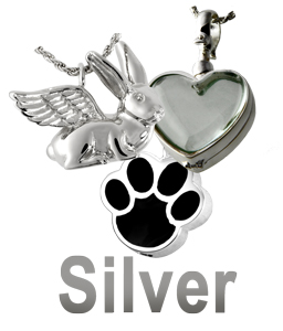 silver wholesale pet cremation jewelry