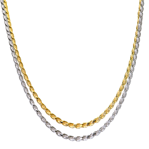 Rope Chain Wholesale Necklace Chains
