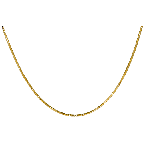 Wholesale Gold-Filled Box Chain