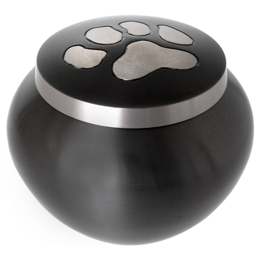 Wholesale Pet Urns: Pup Pawprint