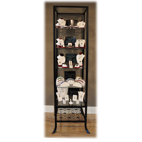 Wholesale All-in-one Pet Tower Display shown in tower