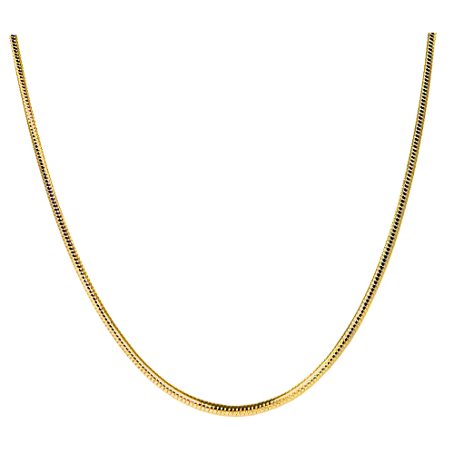 Wholesale Gold-Plated Snake Chain