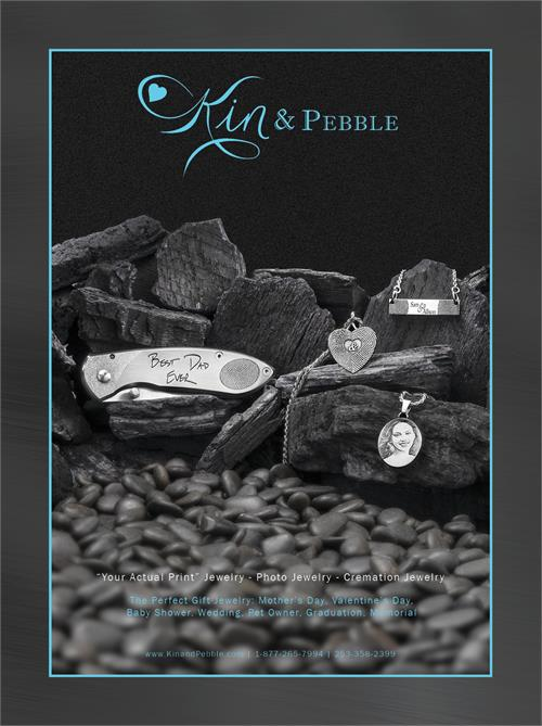 Kin and Pebble Wholesale Catalog cover