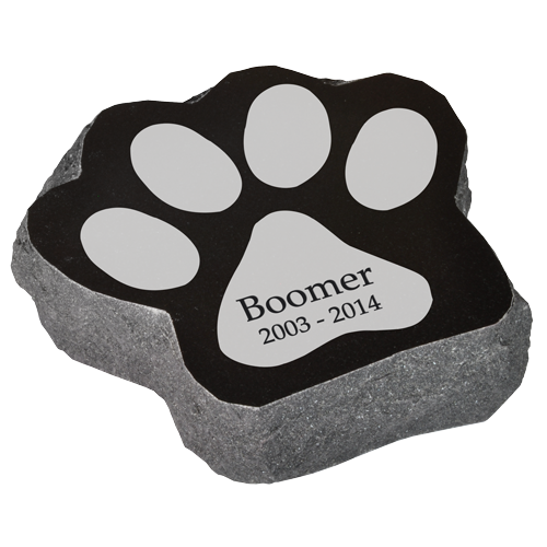 Wholesale Granite Pet Paw Marker