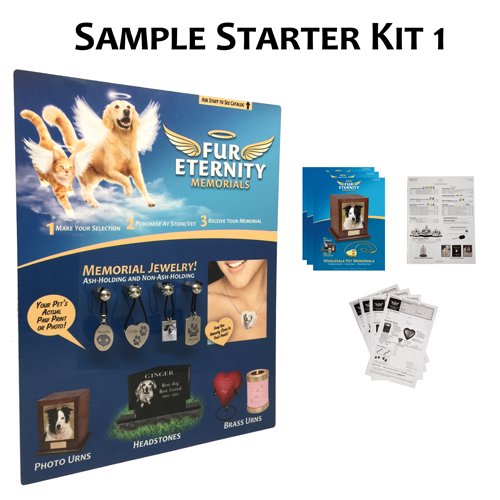 Fur Eternity All-in-One Display Kit