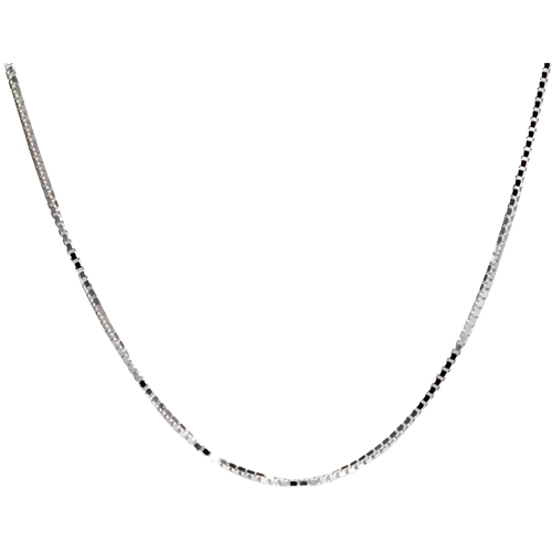 Wholesale Sterling Silver Box Chain