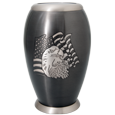 Wholesale Cremation Urns: Flag and Eagle