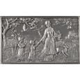 detail of top panel Wholesale Mother and Children Urn Keepsake