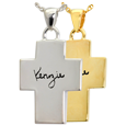 Wholesale Cross Personalized Jewelry Signature available in many metals
