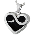 Wholesale Pet Cremation Jewelry: Infinity Heart