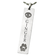 one of a kind memento jewelry in honor of a pet