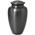 Wholesale Pet Urns: Simple Gray Urn