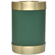 Alternate view of Wholesale Urn Keepsake: Sage Candle Holder Urn