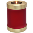 Scarlet Candle Holder Memorial