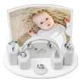 Baby personalized jewelry display