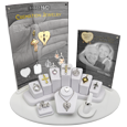 Wholesale NMD 11- Piece Cremation Jewelry Display
