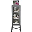 NMD All in One Tower with jewelry displays in grey