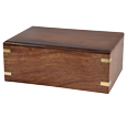 Wholesale Pet Cremation Wood Urns: Perfect Wooden Box Pet Urn