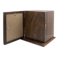 Elegant Photo Wood Full-size Square Urn photo access