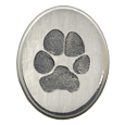 Wholesale Custom Comfort Stone with actual paw print