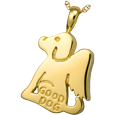 Wholesale Good Dog cremation jewelry pendant