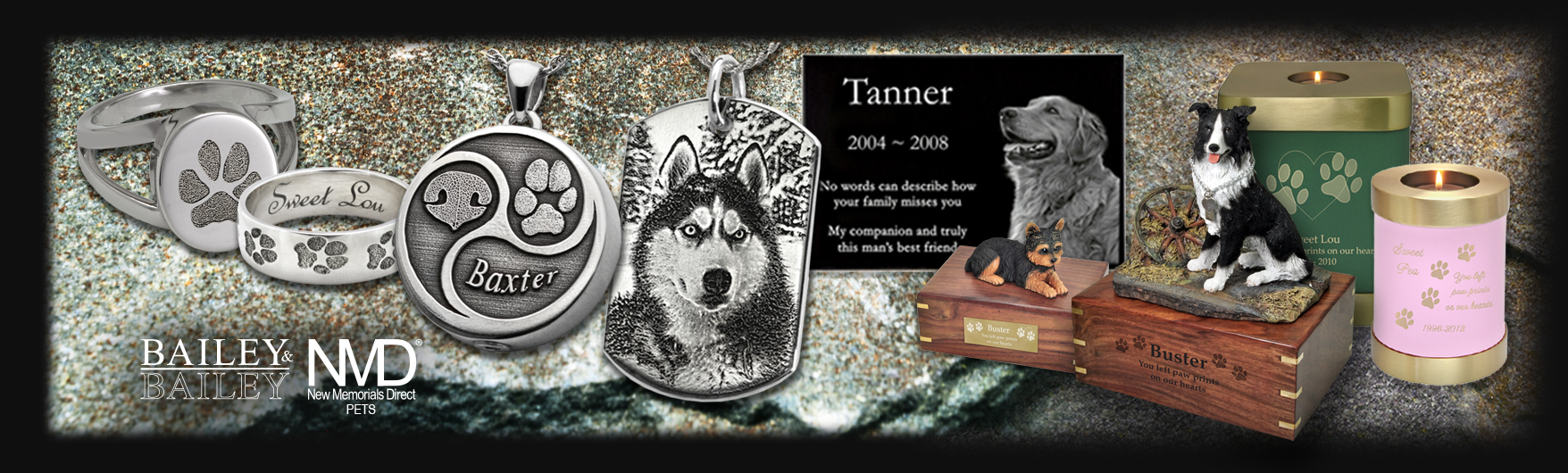 wholesale pet memorials