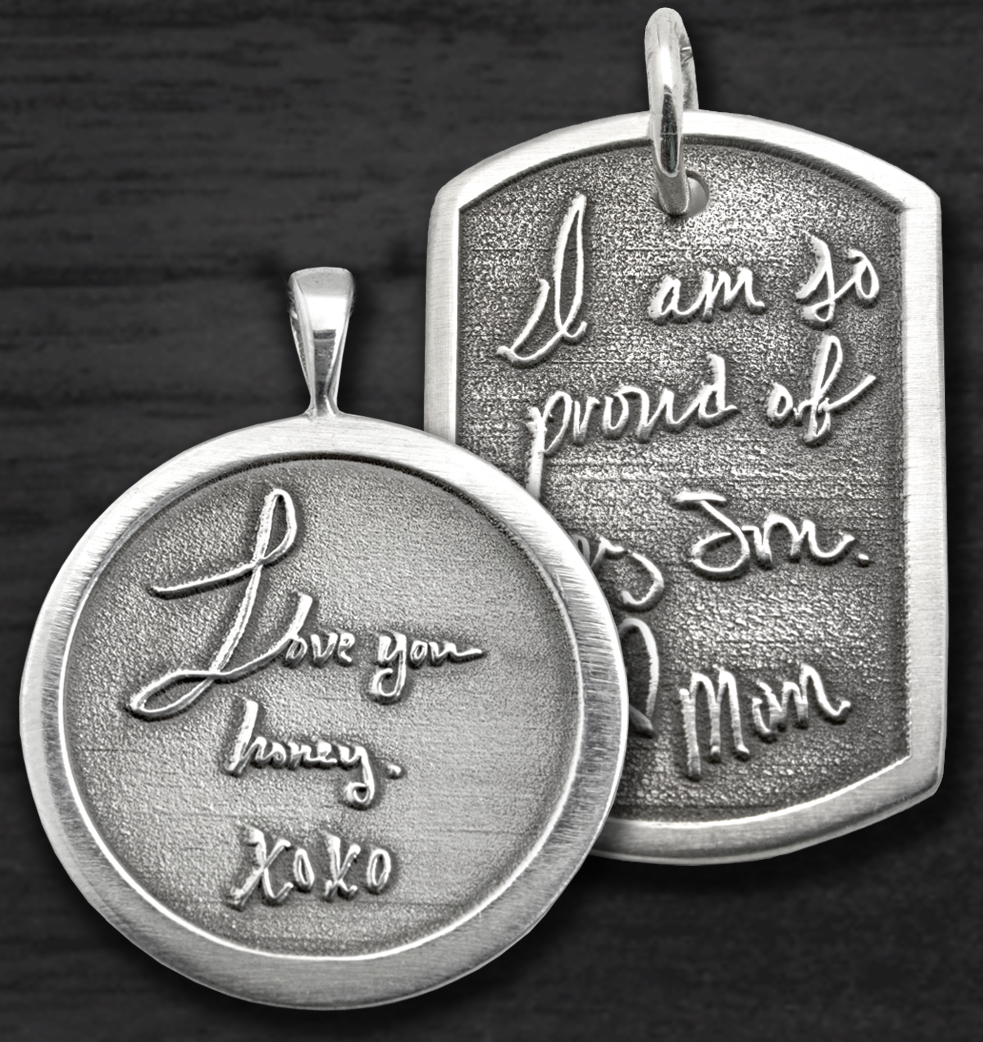 Memorial Graphic Jewelry